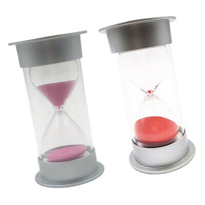 AU20.09 • Buy 2 Packs Sand Timer Kitchen Clock Hourglass Sandglass 25-min Home Kids Toy