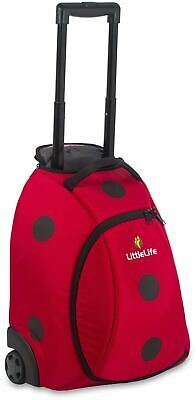 Little Life LITTLELIFE ANIMAL KIDS SUITCASE - LADYBIRD Luggage Bag BN • 59.99£