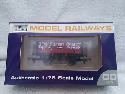 Dapol OO Gauge Dean Forest Coal Cinderford Lydney Ltd Ed 53 Of 250 Produced • 24.99£