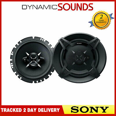 Sony XS-FB1730 6.5 Inch 17cm 3 Way Car Door Coaxial Speakers 540 Watts A Pair • 39.75£