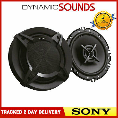 Sony XS-FB1620 520 Watts A Pair 6.5  16cm 2 Way Car Van Door Coaxial Speakers • 33.95£