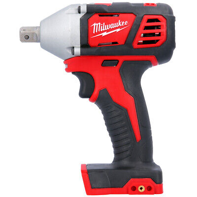 £89.90 • Buy Milwaukee M18BIW12-0 M18 18v Compact 1/2in Impact Wrench Body Only - 4933443590