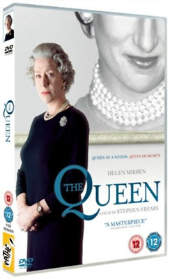 The Queen DVD (2007) Helen Mirren • 1.39£