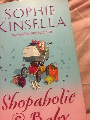 Shopaholic And Baby: (Shopaholic Book 5) By Sophie Kinsella (Paperback, 2007) • 4.99£
