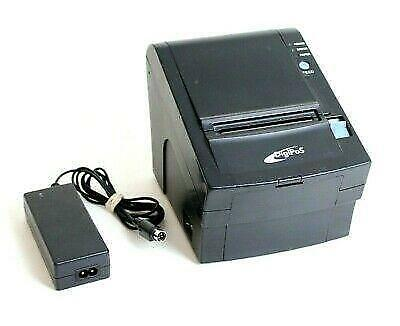 £89 • Buy Black Digipos DS-800 Thermal Receipt Printer Usb & Power Supply & Cable