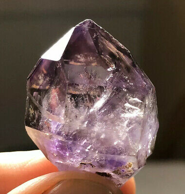 $50 • Buy Brandberg Amethyst Crystal With Excellent Clarity And Lots Of Rainbows