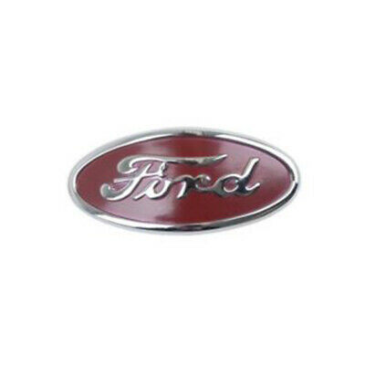 $ CDN58.32 • Buy 8N16600A Front Gray Red Emblem Fits Ford Tractor 2N 9N