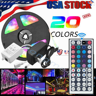 $11.99 • Buy The Original LED Room Lights Waterproof LED Strip Light | US STORE FREE SHIPPING