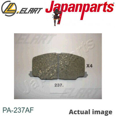 Disc Brake Pads Set  For Toyota Carina Ii Saloon T17 3s Fe 2vz Fe Japanparts • 36.01£