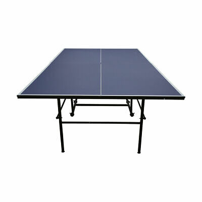 AU212.95 • Buy Table Tennis Ping Pong Table Game Foldable Standard Sports Family Use 9 Foot AU