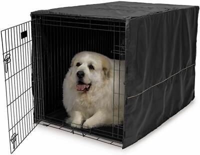 $29.99 • Buy 48  Extra Large Giant Breed Dog Crate Kennel XL Pet Wire Cage Huge Folding Cover