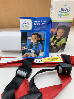 $24.38 • Buy Cares Kids Fly Safety Restraint System Belt CARES Child Airplane Travel Harness