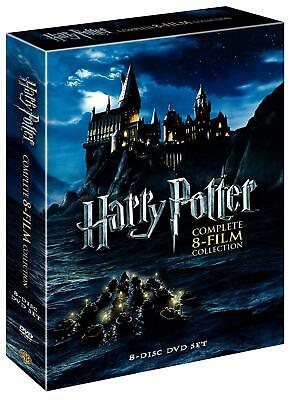 $16.99 • Buy Harry Potter: Complete 8-Film Collection (DVD, 2011, 8-Disc Set) NEW