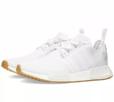 $ CDN130 • Buy New In Box Men's Adidas NMD R1 - White Gum Size 11