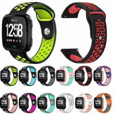 $ CDN11.85 • Buy For Fitbit Versa 2 / Lite Edition Replacement Band Strap Sport Watch [2-Pack]
