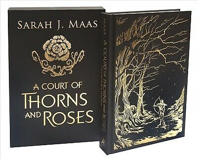 $29.05 • Buy Court Of Thorns And Roses, Hardcover By Maas, Sarah J., Brand New, Free Shipp...