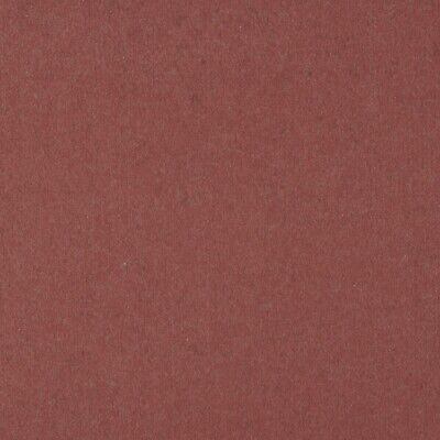 £143.52 • Buy Red Budget Cord Carpet, Cheap Thin Flooring, Temporary Floor Cover, Exhibition