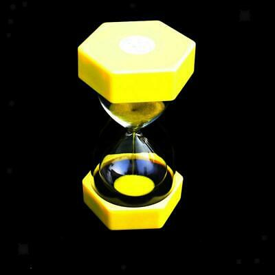 AU16.97 • Buy Sand Timer Timer 2 Mins Sandglass Timer For Kids Classroom -Yellow