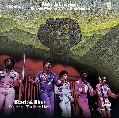 Harold Melvin&The Blue Notes -Black And Blue & Wake Up Everybody [Multi-channel] • 13.99£