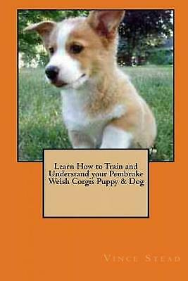Learn How To Train And Understand Your Pembroke Welsh Corgis Puppy & Dog, Bra... • 11.38£
