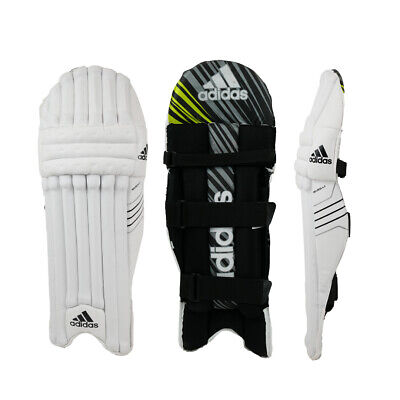 2021 Adidas Incurza 4.0 Batting Pads Size Adult Right & Left Hand • 44.99£