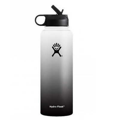 $32.29 • Buy Hydro Flask 40oz Black And White Gradient W/ Straw Lid Multi - Limited Stock