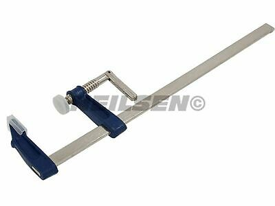 12 X Brick Profile F Type Clamps Wood 50mm X 300mm Adjustable Woodworking Clamp • 28.99£