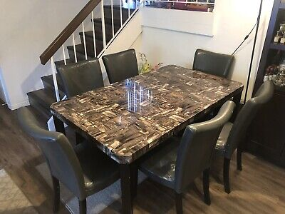 $240 • Buy Home Dinner Table 6 Persons