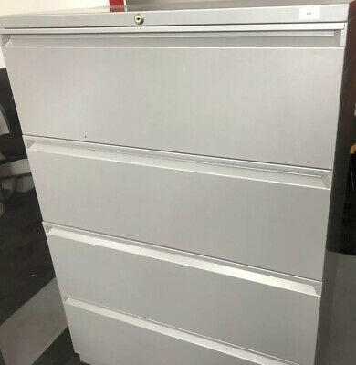 AU300 • Buy 4 Drawer Lateral Filing Cabinet