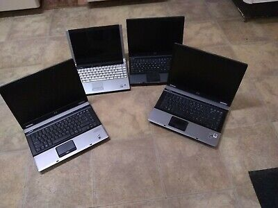 $ CDN39.41 • Buy  HP Compaq/Dell  Laptops, Lot Of Four (4) FOR PARTS ONLY 6910p 6730b