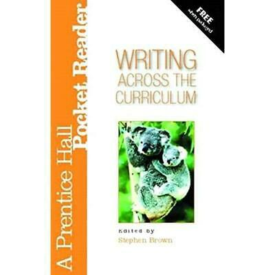 $13.79 • Buy Writing Across The Curriculum: A Prentice Hall Pocket Reader, Stephen Brown, New