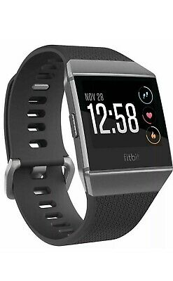 AU400 • Buy Pair Of Barely Used 2 X Near Brand New Fit Bit Ionic (Fitness Watch) - Grey