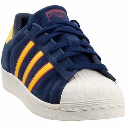 $ CDN53.01 • Buy Adidas Superstar Sneakers Casual    - Navy - Mens