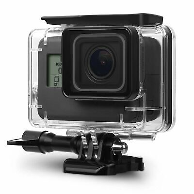 $ CDN17.48 • Buy Gopro Hero 5 6 7 Underwater (45M) Waterproof Diving Protective Housing Case