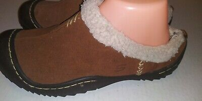 Skechers Brown US Size 8 Suede Fur  Shoes Women's  • 10.73£