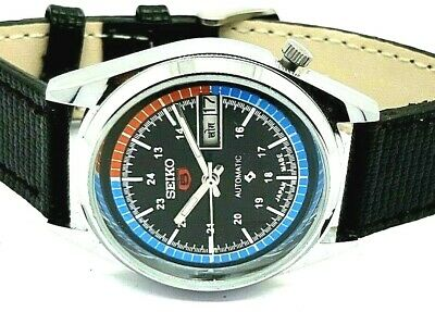 $ CDN42.68 • Buy  Vintage Seiko 5 Automatic Japan Made Movement No.6309 Men's Watch