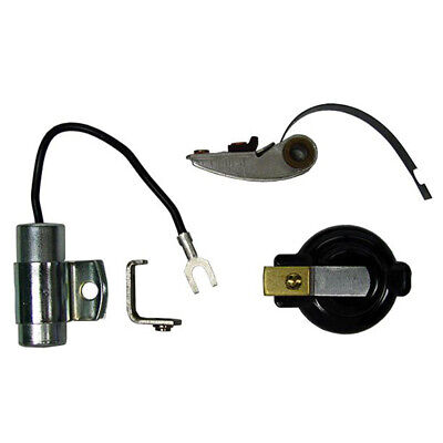 $18.99 • Buy Ignition Kit W/ Points Condenser Rotor Fits IH FARMALL A B C H M 100 200 30