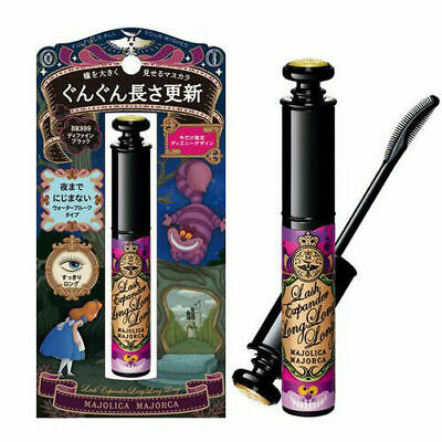 $15.25 • Buy [ MAJOLICA MAJORCA X ALICE IN WONDERLAND] Lash Expander Long Long Long Mascara