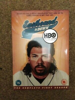 Eastbound And Down - Series 1 - Complete (DVD, 2010) • 4.50£