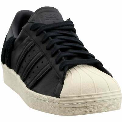 $ CDN66.27 • Buy Adidas Superstar 80s Sneakers Casual   Sneakers Black Mens - Size 6 D