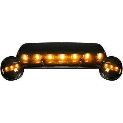 $149.95 • Buy Recon Smoked Lens Amber LED Cab Lights For 2002-2007 Chevy GMC Silverado Sierra
