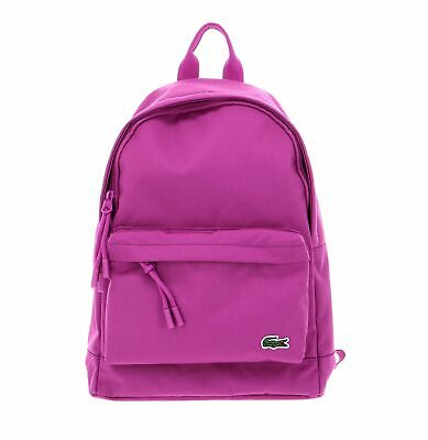 LACOSTE Backpack S Backpack Meadow Mauve • 55.49£