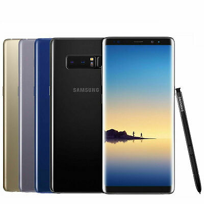 $ CDN324.09 • Buy Samsung Galaxy Note 8 SM-N950 - 64GB - GSM Unlocked Smartphone 10/10 - SBI
