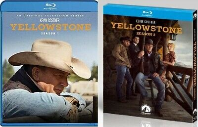 AU144.95 • Buy Yellowstone Season 1 2 Series One Two (Wes Bentley Gil Birmingham) Reg B Blu-ray