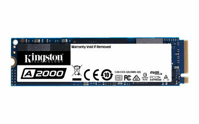 Kingston 1TB A2000 M2 NVMe SSD • 115.38£