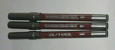$17.95 • Buy 3 X Urban Decay 24/7 GLIDE-ON Lip Pencil LINER ~ NAKED ~ Lot Of 3
