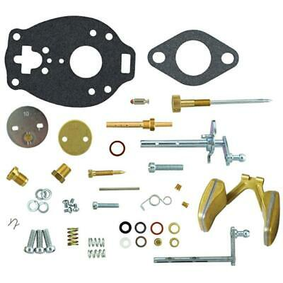 $ CDN102.02 • Buy Major Carburetor Repair Kit With Float TSX593 TSX706 For Ford 800 Series Tractor