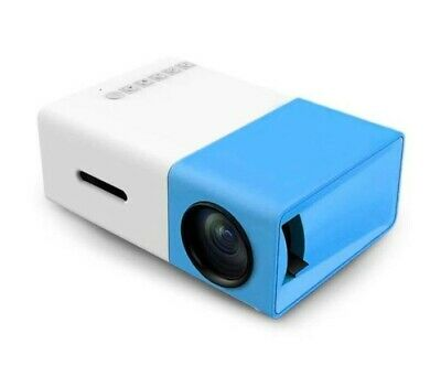 AU69 • Buy HD Mini Pocket Projector 1080p Blue