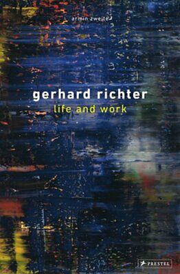 $94.73 • Buy Gerhard Richter: Life And Work By Armin Zweite: New