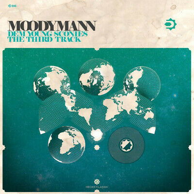 Moodymann - Dem Young Sconies / The Third Track (12 , RE, RM) • 23.99£
